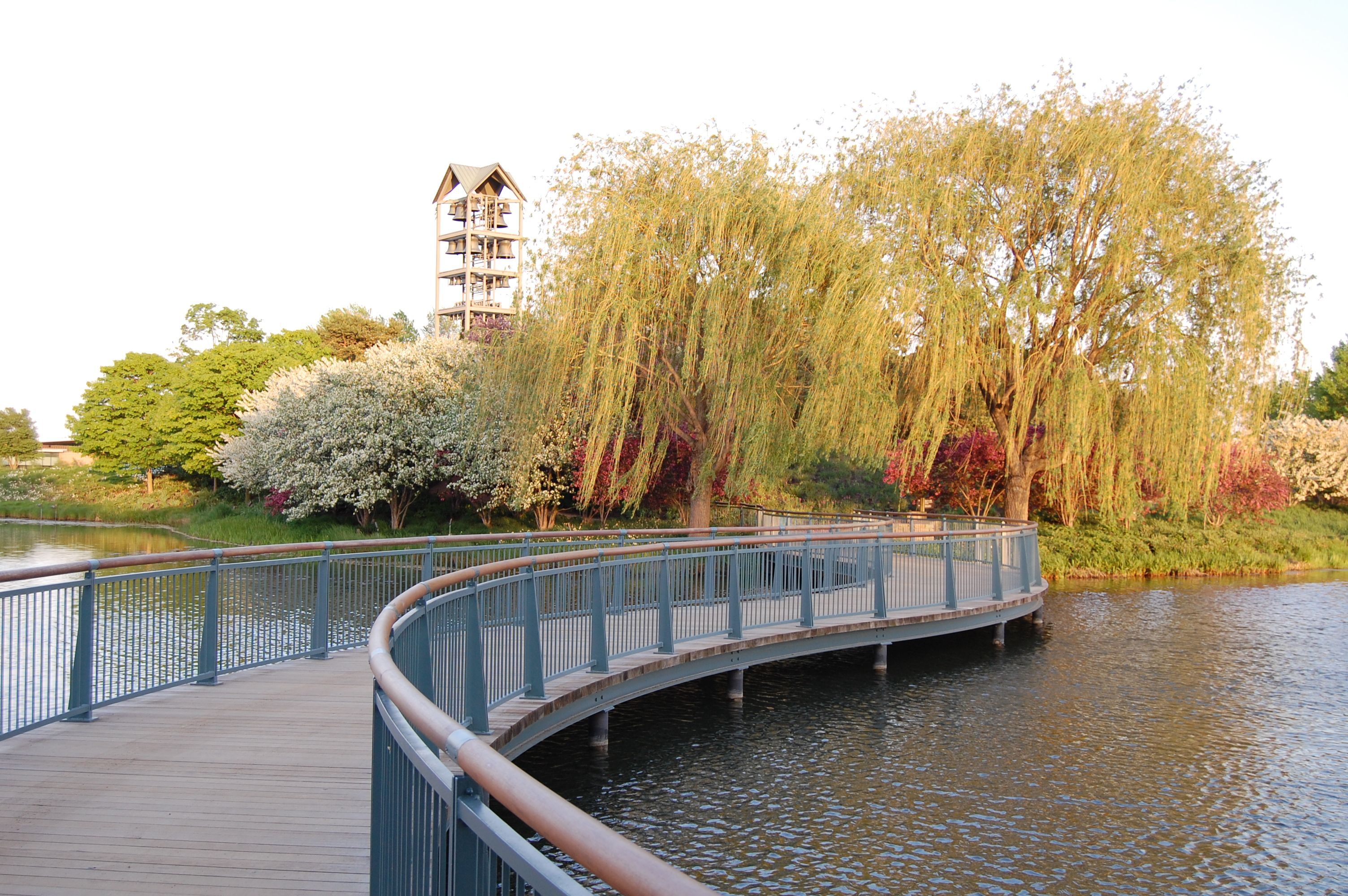 Evening Island, Chicago Botanic Garden (screenshot From Google Maps) |  Midnight Marked Inspiration Board | Pinterest | Gardens, Chicago And Maps