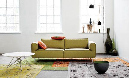 Room · Bo Concept · Orange RugsInterior StylingInterior DesignLiving ...