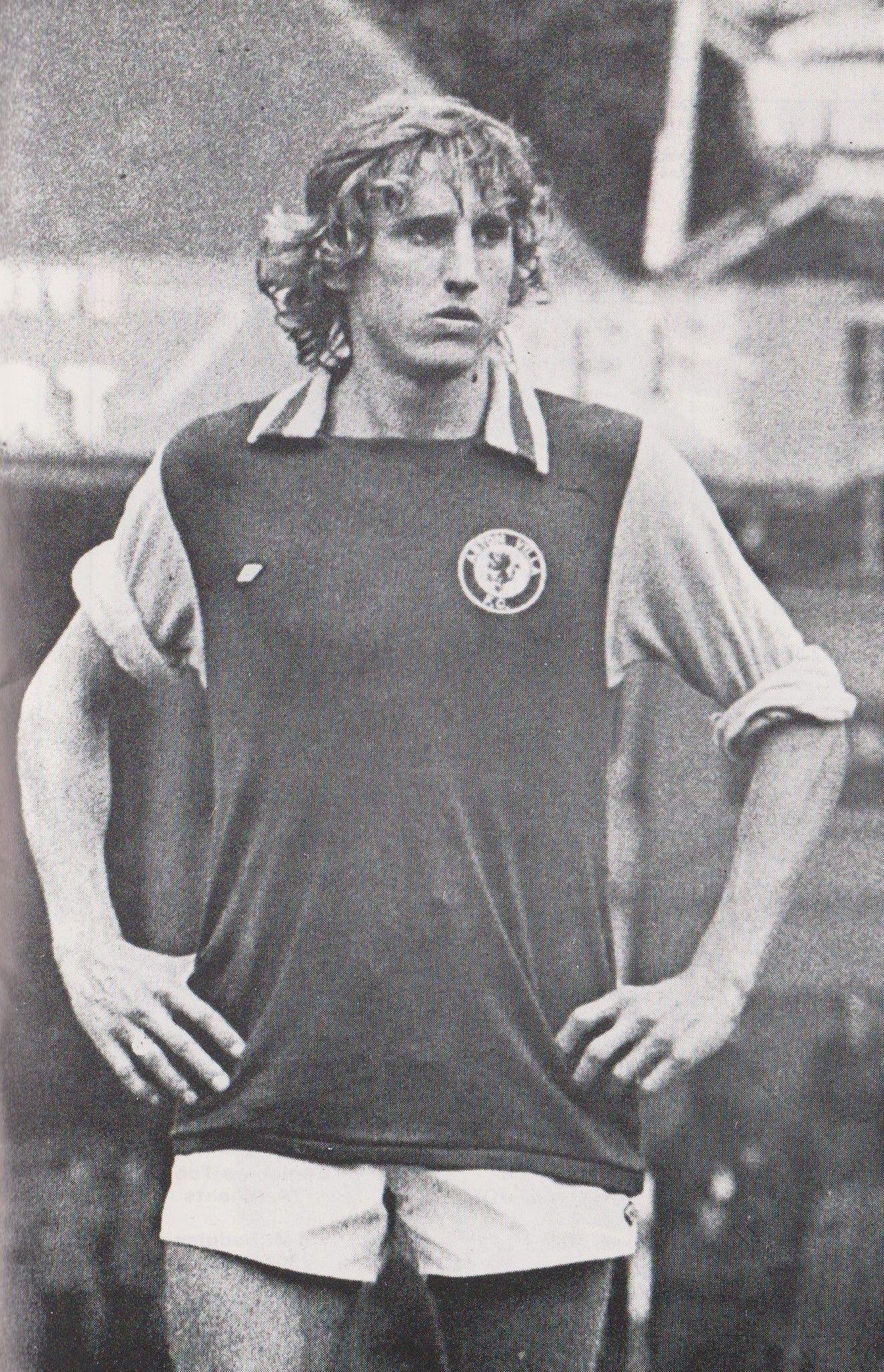 Frank Carrodus Aston Villa 1974/75 Aston villa, Villa, 1970s