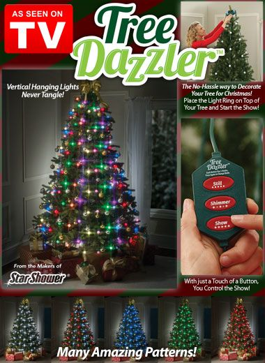 Tree Dazzler Zoom In Tree Dazzler Christmas Decorations Christmas Tree Ornaments