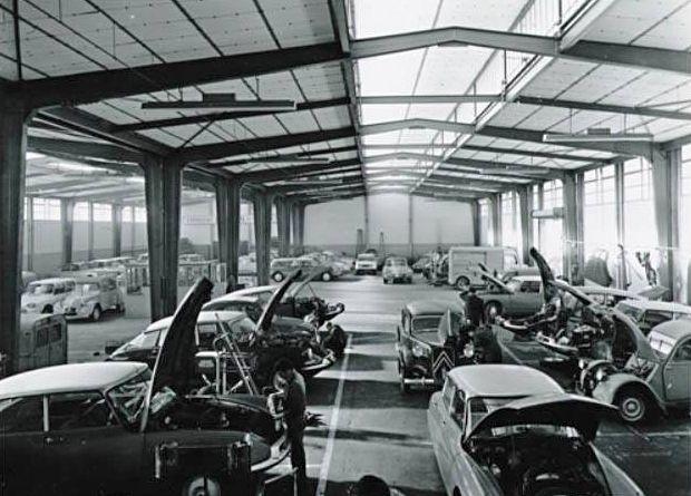 Citroën, Béziers