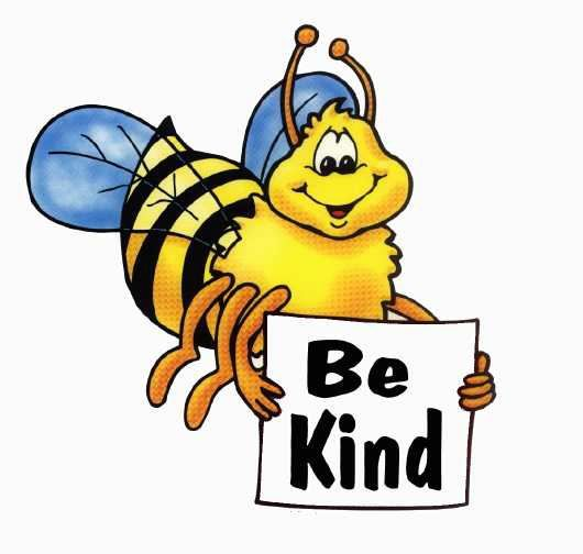 More Important To Be Kind Than | Sunday school kids, Kindness ...
