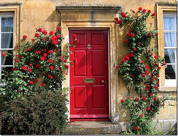 Design Blog Red Doors Irish Traditions Being