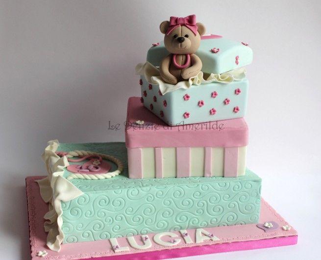Torte bambini ~ Torte per bambini le delizie di amerilde party cake design