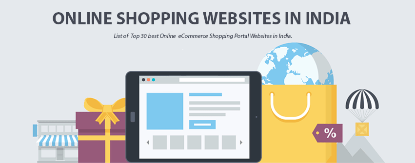 List Of Best Online Shopping Websites In India Best Online Shopping Websites Shopping Websites Online Shopping Websites