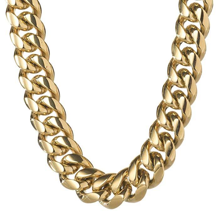 MATERIA #K56 Collier pour homme Cha/îne byzantine en argent 925 diamant/é rhodi/é 3 mm 45 50 55 60 65 70 80 cm Bo/îte /à bijoux incluse