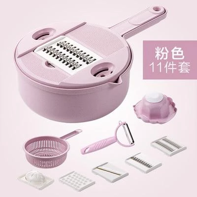 Good Cook Touch Mandolin Grater Interchangeable Blades Non-Slip Base New