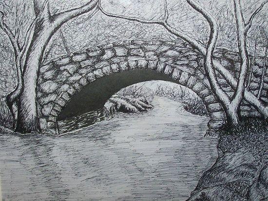 вас наверняка графические картинки каменных мостов вот нее день