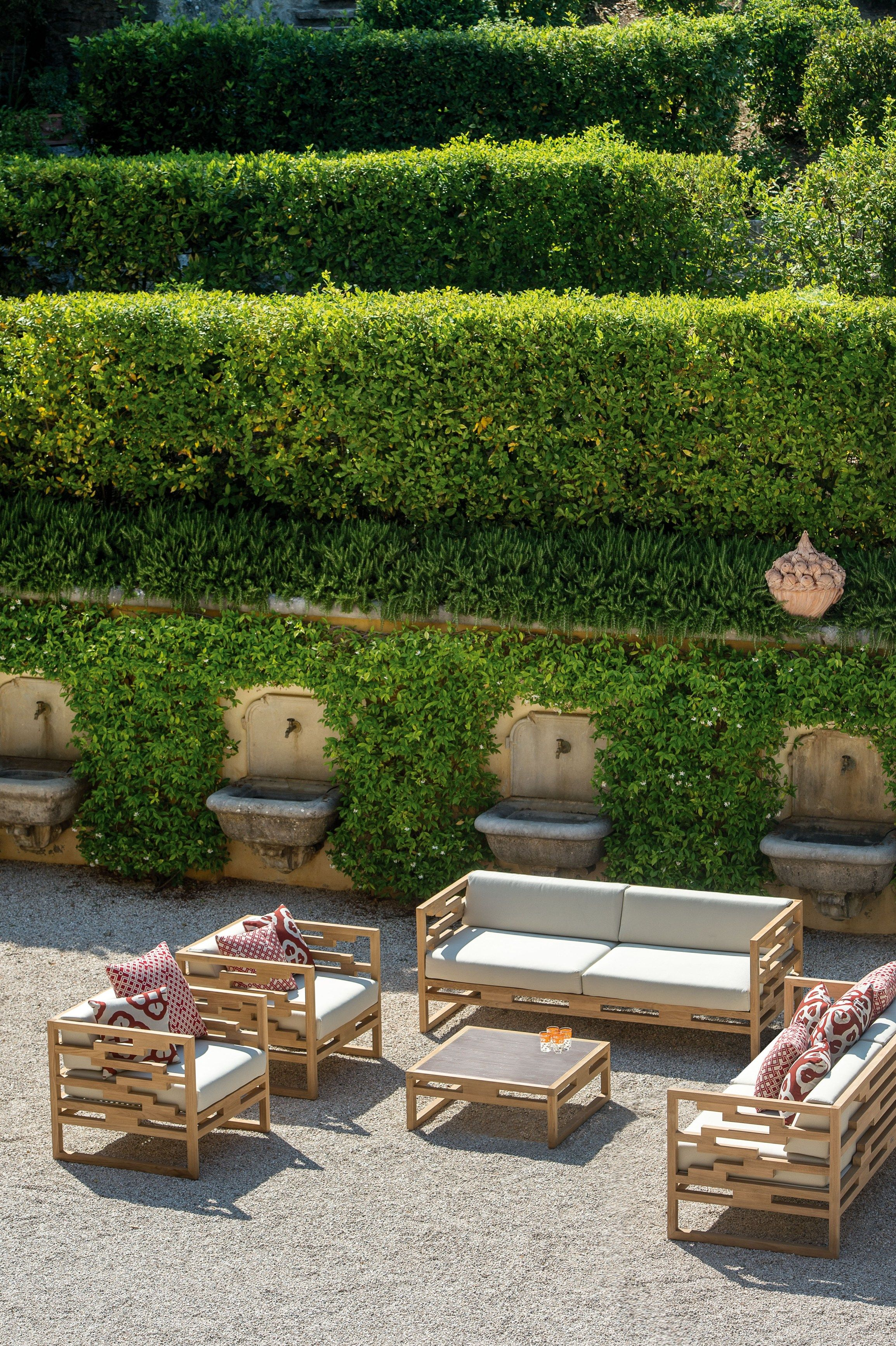 Lounge Chair KONTIKI Kontiki Line By @emugroupspa Chiaramonte Marin