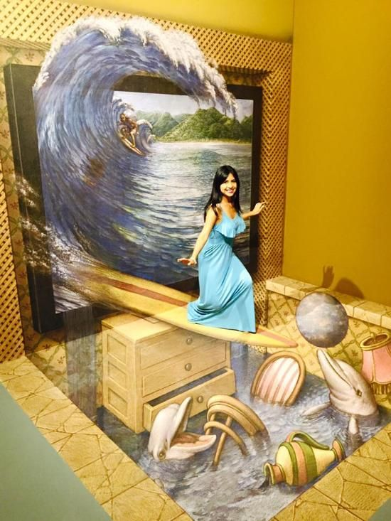 3D Museum of Wonders (Playa del Carmen, Mexico): Address