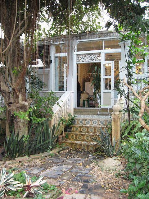 Bohemian Exterior Decks And Outdoor Stuff House Doors