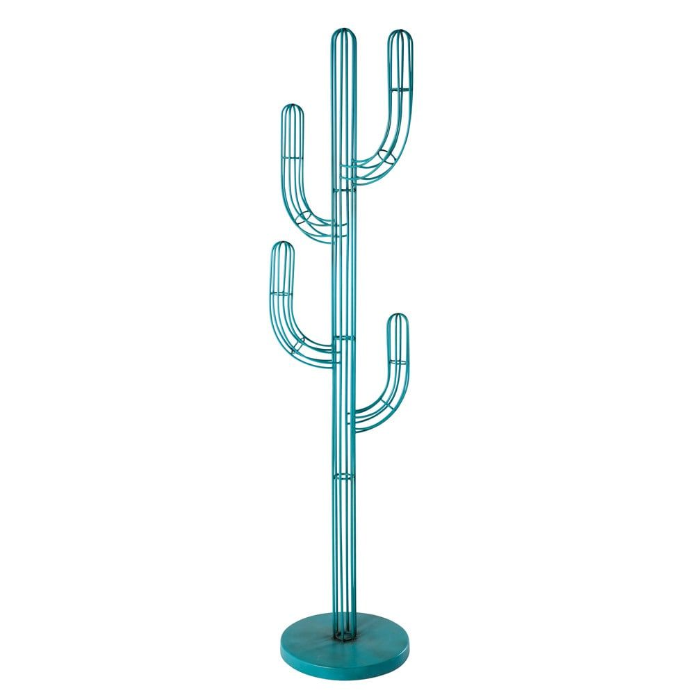 green metal cactus coat rack decor metal worx cactus. Black Bedroom Furniture Sets. Home Design Ideas