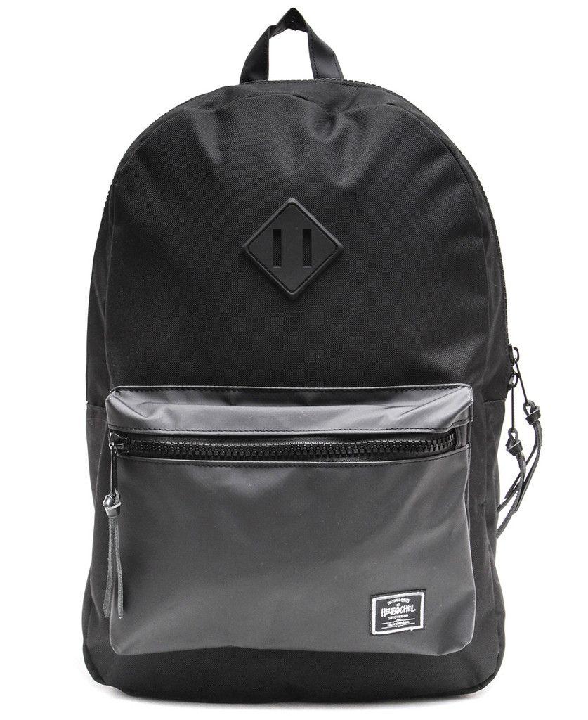 654b8cf54544 Stussy x Herschel Supply Co. - Classic Backpack (Black)