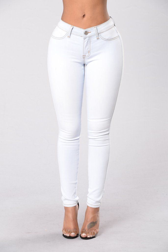 d652ff1fc8f Fashion nova Sexy Jeans, Skinny Jeans, White Jeans, Leggings, Womens Fashion ,