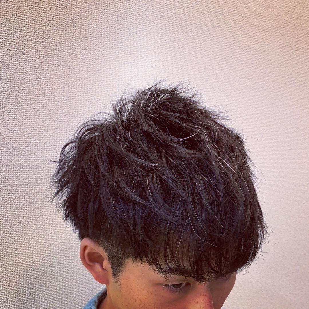 Hair Dec ヘアーディック 2020 ヘアサロン 襟足 パーマ