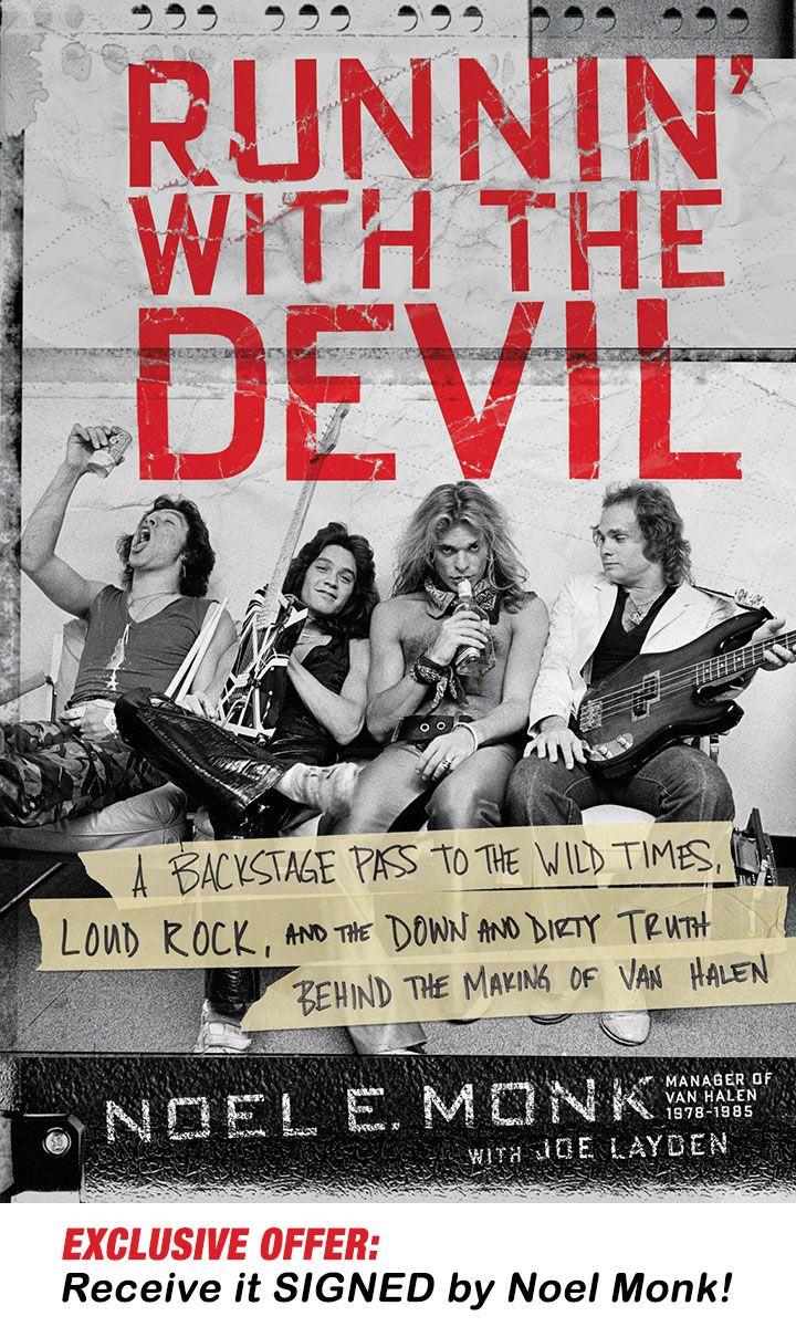 New Vh Tell All Book Van Halen Halen Eddie Van Halen