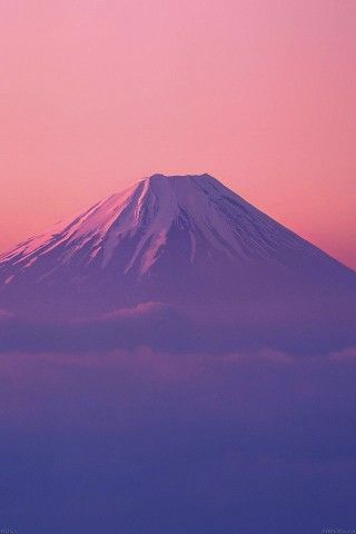papers.co-ad51-fuji-mountain-alone-2-wallpaper