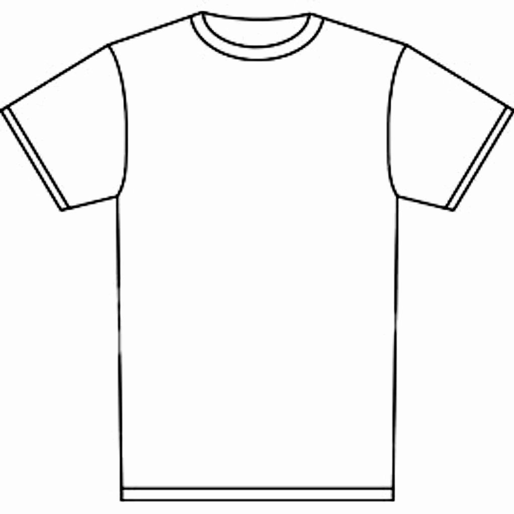 Free T Shirt Template Inspirational Free T Shirt Template Printable Download Free Clip Art T Shirt Design Template Shirt Template Colorful Shirts