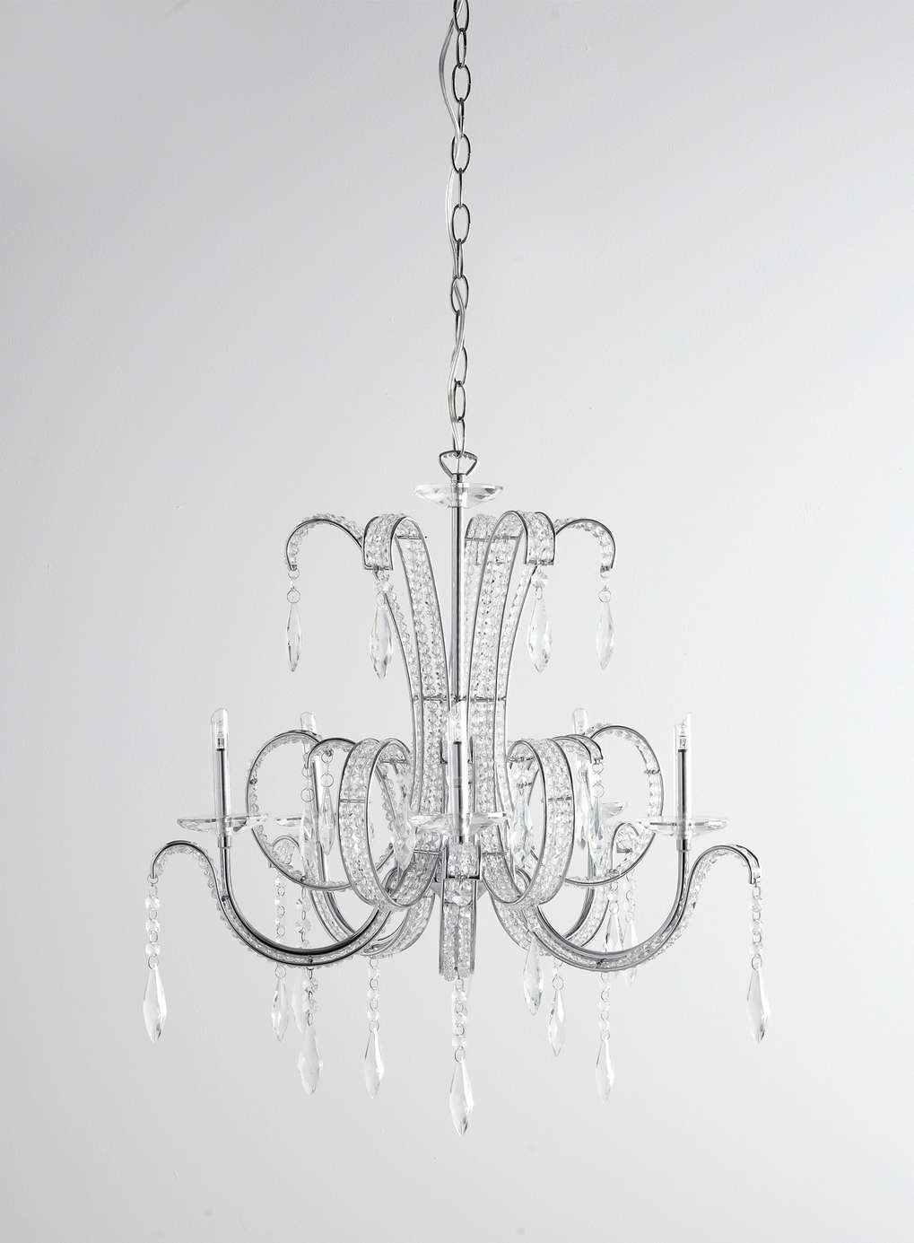 Clear ambrin 5 light chandelier bhs lighting pinterest bhs clear ambrin 5 light chandelier bhs arubaitofo Image collections