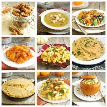 Happy Thanksgiving Recipe Round Up