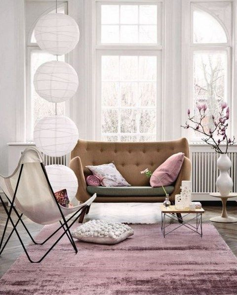 Admirable Living Room With A Feminine Vibe With Images House Interior Interior Home Living Room
