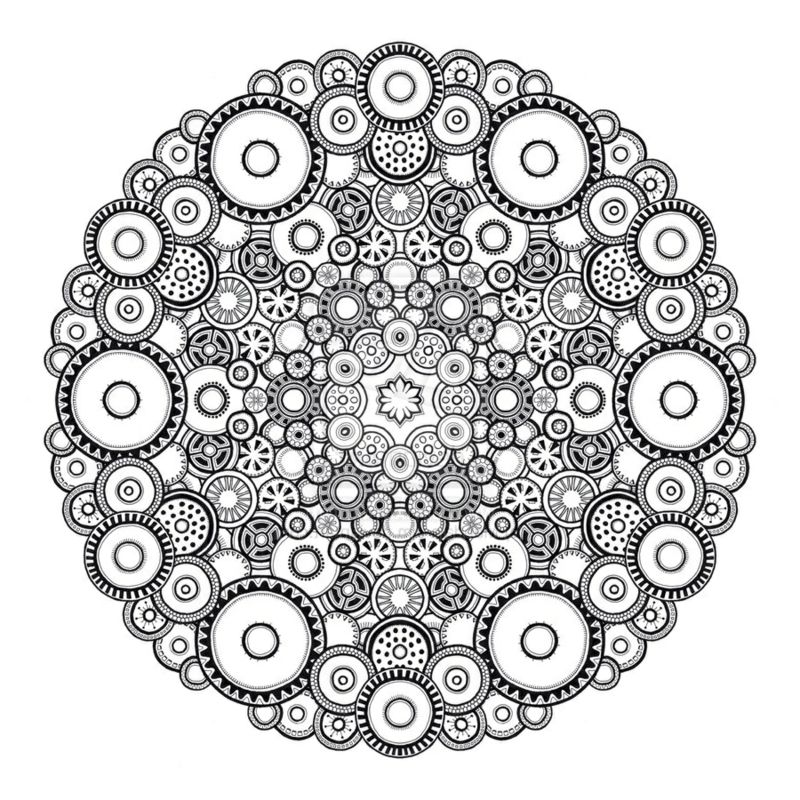 50 Mandala Vorlagen Stress Abbauen Diy Zenideen Mandala Vorlagen Mandala Malvorlagen Mandala Ausmalen