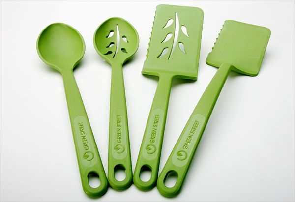 Recyclables Become Spoons And Spatulas With Images Cooking Tools