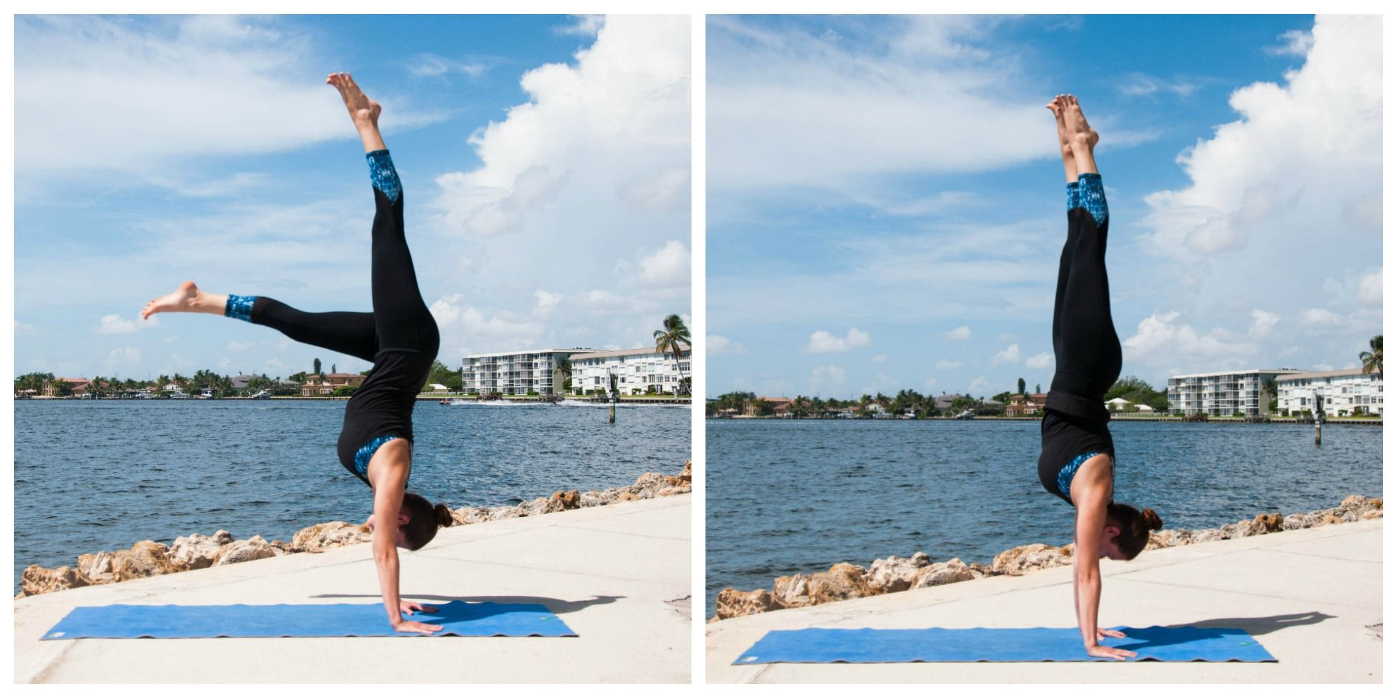 How to Learn to Do a Handstand Handstand, Yoga times