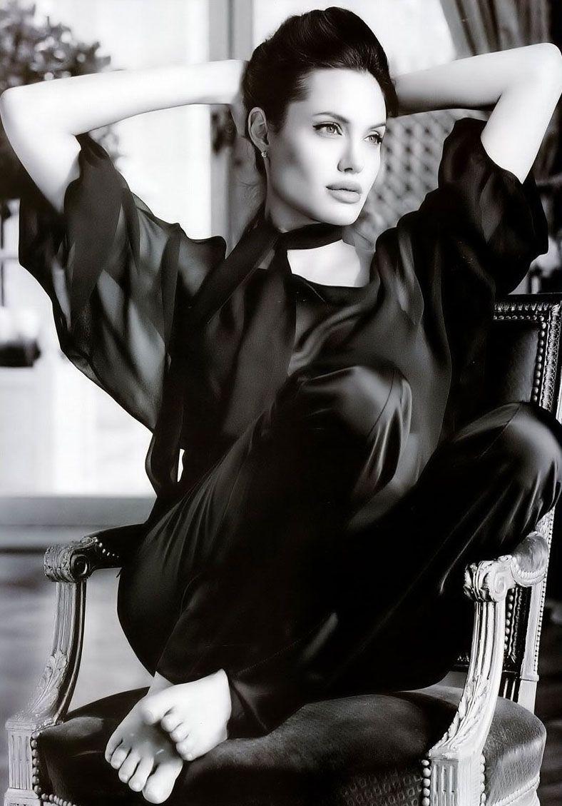 Фото: Анджелина Джоли | Анджелина джоли, Фотосессия, Марио ...