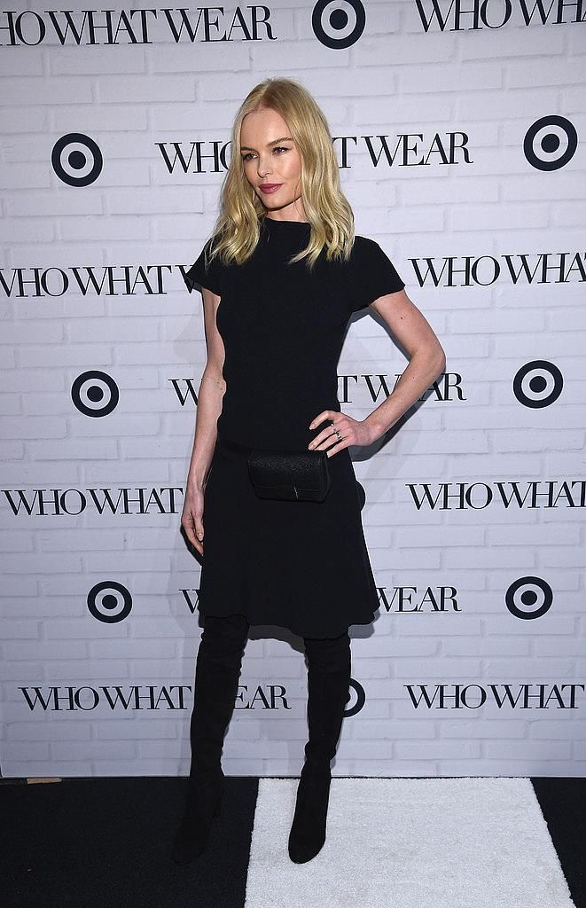 6fb34ccc69 Kate Bosworth attends Who What Wear x Target launch party at ArtBeam on January  27, 2016 in New York City. | Kate Bosworth