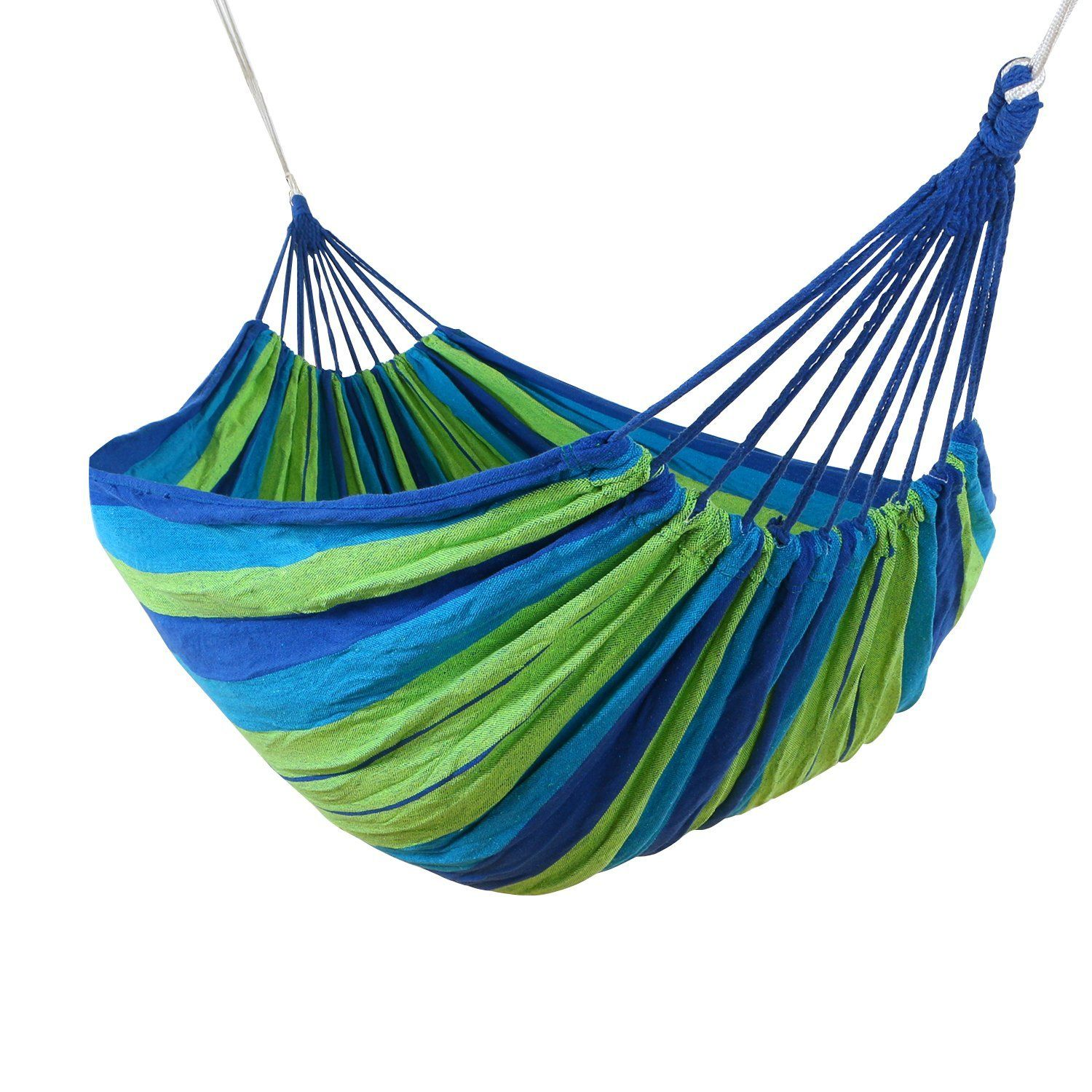 ups garden product canvas nvie high stripe travel fedex portable buy camping hammock swing hang double person or quality outdoor bed