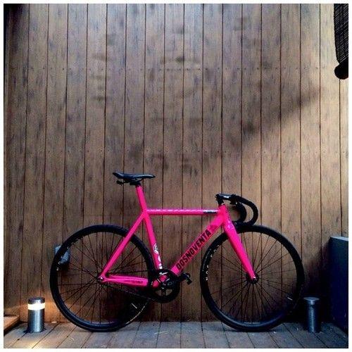 2014 Dosnoventa Houston Fluor Pink