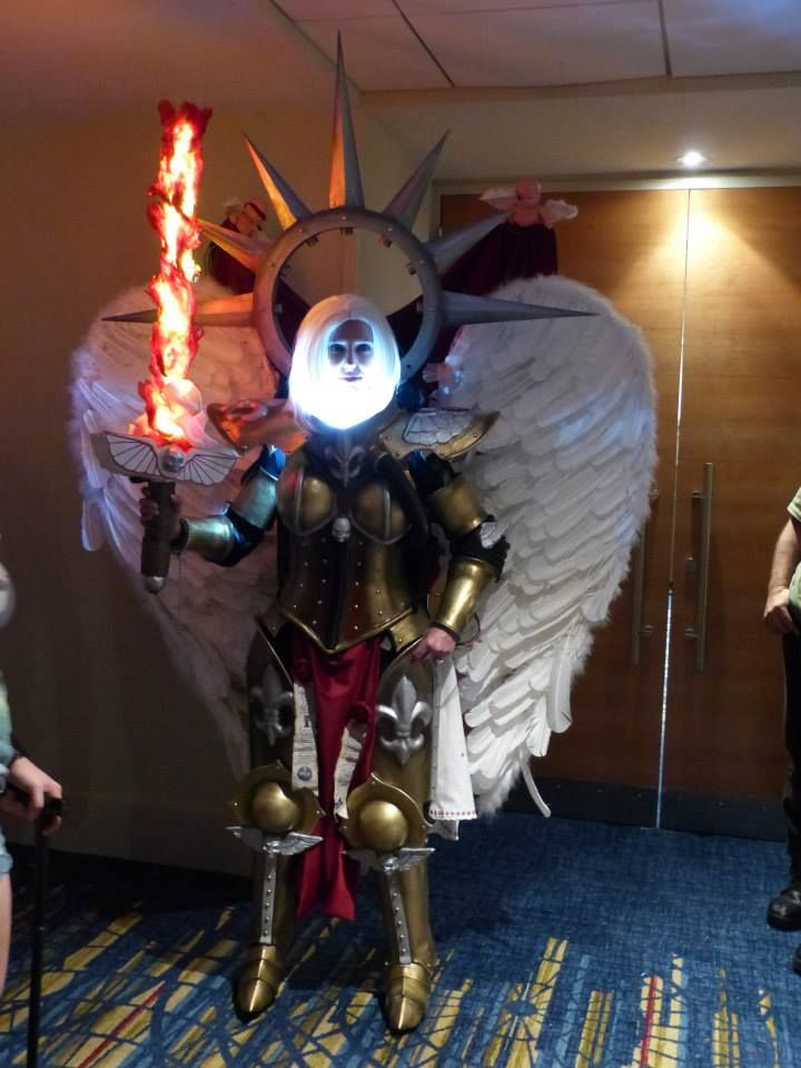 INTERVIEW: Saint Celestine Cosplay - Bell of Lost Souls