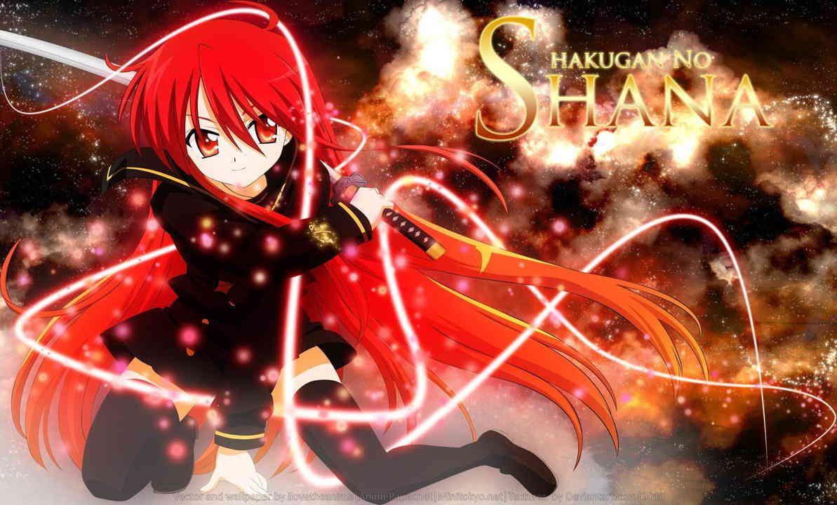 Download Anime Shakugan No Shana II BD Subtitle Indonesia Batch