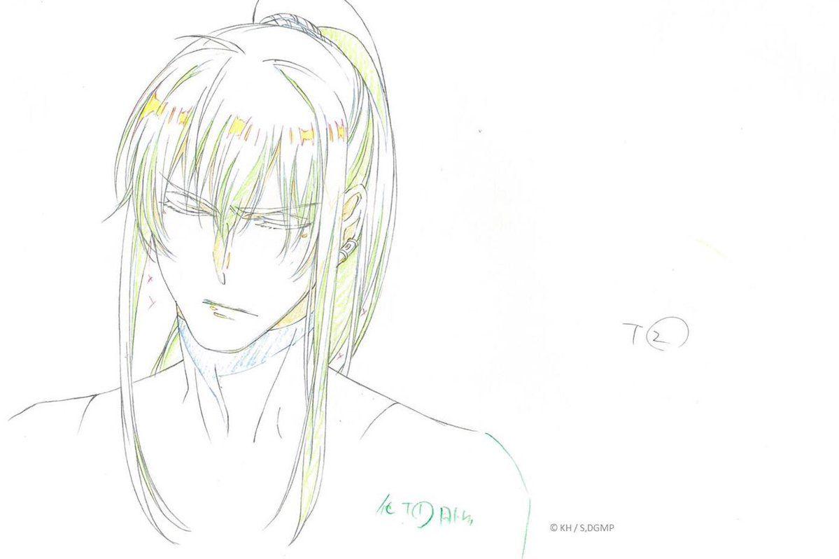 D.Gray-Man, Yu Kanda