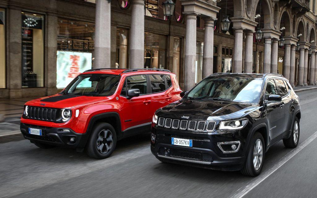 Jeep Introduceert Renegade 4xe En Compass 4xe In 2020 Elektromotor Jeep Rijden