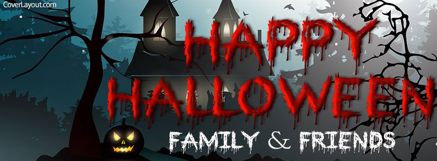 happy halloween peanuts gang facebook cover coverlayoutcom halloween facebook covers pinterest peanuts gang happy halloween and facebook - Halloween Cover Pictures