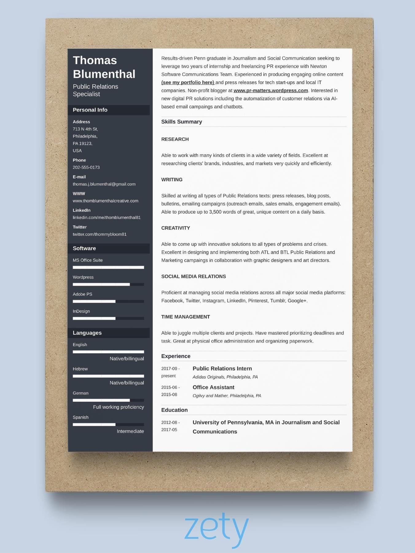 Best Resume Format 2021 3 Professional Samples In 2021 Best Resume Format Resume Format Job Resume Format