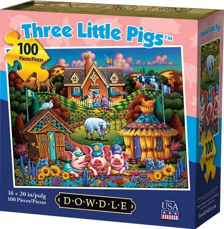 Best of Southern California Dowdle Jigsaw Puzzle 100 Piece