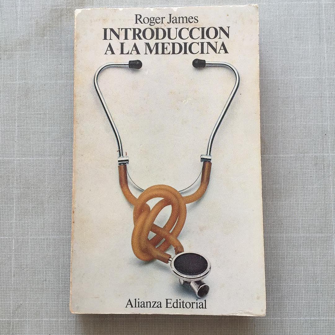 Introducción a la medicina #portadista #danielgil #libros #santander #expo #covers