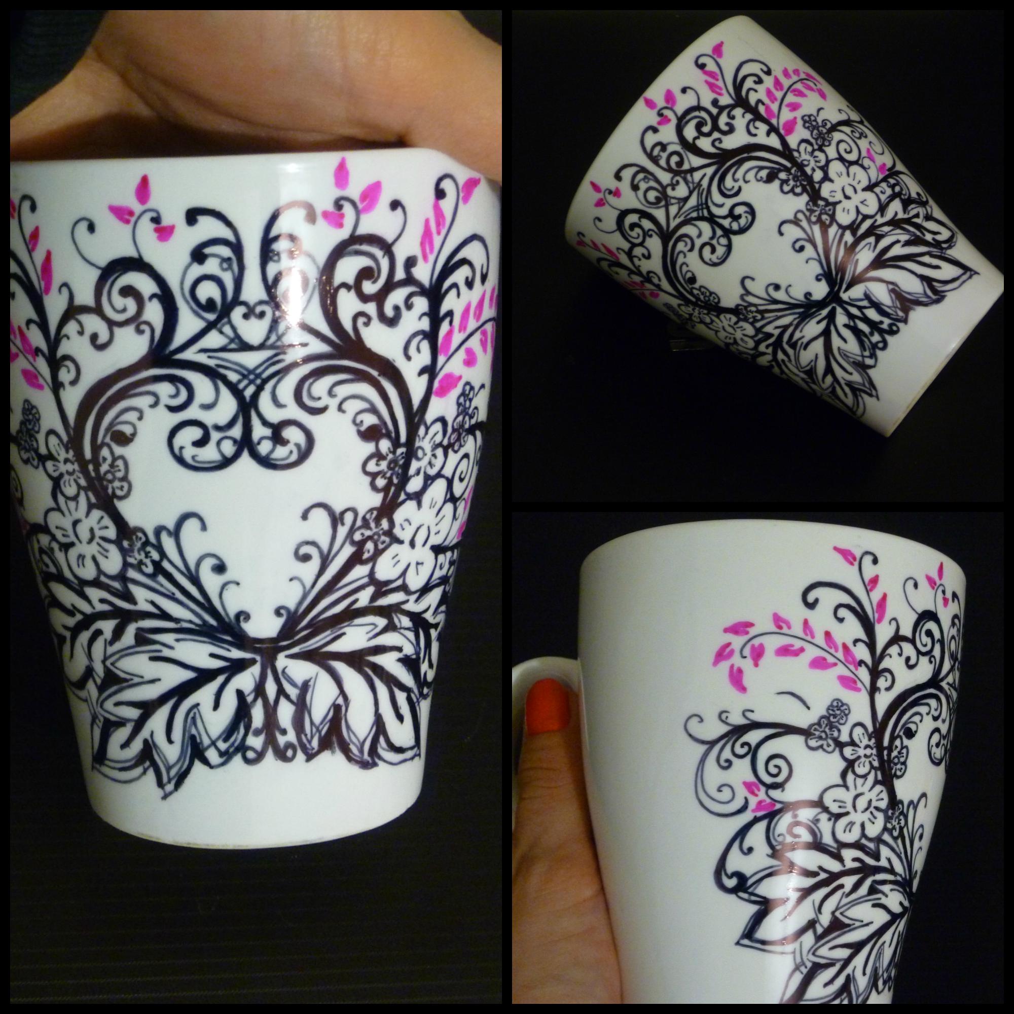 Mugs, handmade. tazas personalizadas.  Decoradas a mano.