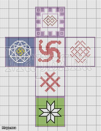 Вышивка цветов крестом схемы: бесплатно старинные 43