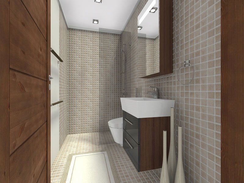 Image Result For Small Narrow Bathroom Layout  Ideas For The Stunning Small Narrow Bathroom Inspiration Design