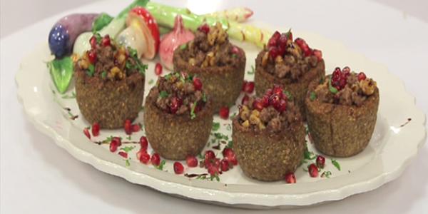 Cbc Sofra طريقة عمل الكبة الارمنية غادة التلي Recipe Food Recipes Arabic Food