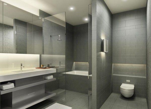 Modern Bathroom Design 2015 Different Ideas 15 On Bathroom ...