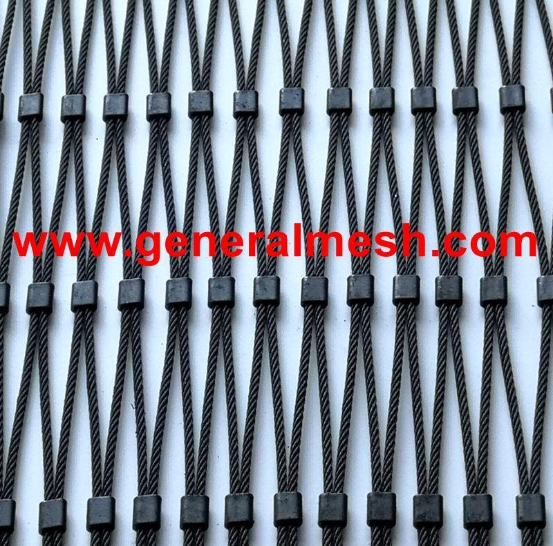 generalmesh railing x tend cable mesh in 2020 Railing