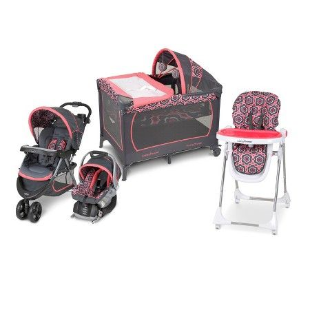Baby Trend Coral Floral Collection Target Baby Trend New Baby