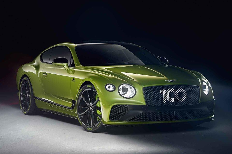 Category/bentley >> Bentley Continental Gt Pikes Peak Edition Bentley