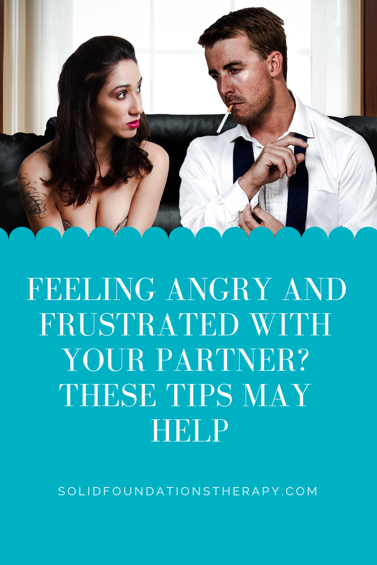Tips to help with your anger and frustration towards your ...