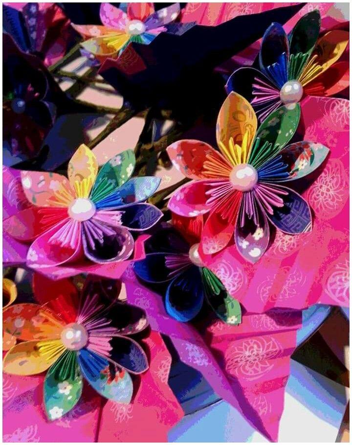 Rainbow Wedding Theme Buttonholes Boutonniere Paper Flower